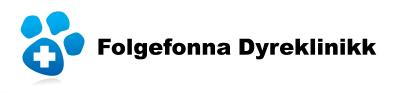 Folgefonna Dyreklinikk Logo